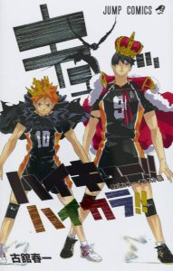 Haikyuu Artbook