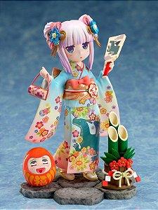 Miss Kobayashi's Dragon Maid Kanna -Finest Kimono- 1/7 Scale Figure (Pre-order)