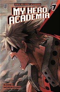 My Hero Academia volume 7