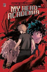 My Hero Academia volume 10