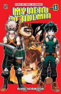 My Hero Academia volume 13
