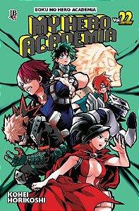 My Hero Academia volume 22