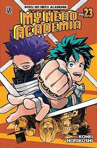 My Hero Academia volume 23