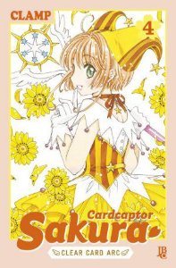 Cardcaptor Sakura Clear Card volume 4