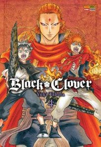 Black Clover volume volume 4