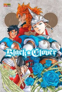Black Clover volume 12