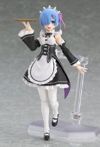 figma Re:ZERO -Starting Life in Another World- Rem(Pre-order)