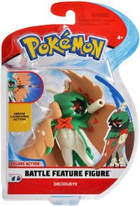 Boneco Pokémon Battle Figure 12cm - Dtc - Decidueye