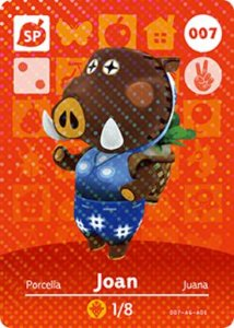 Amiibo Card - Joan