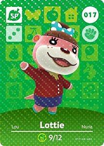 Amiibo Card - Lottie