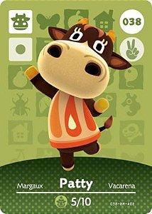 Amiibo Card - Patty (Frete Grátis)