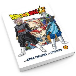 Dragon Ball Super volume 4