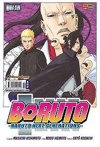 Boruto - Volume 10