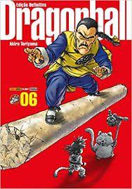 Dragon ball edição definitiva volume 6