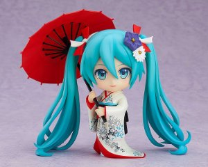 Nendoroid Character Vocal Series 01 Hatsune Miku Korin Kimono Ver.(Pre-order)
