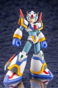 Mega Man X Force Armor 1/12 Plastic Model (Pre-order)