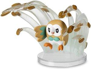 Pokémon Gallery Figure: Rowlet (Leafage)