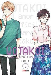 Wotakoi - Volume 8 (Pronta Entrega)