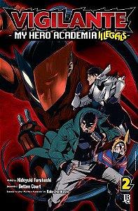 Vigilante: My Hero Academia Illegals 2