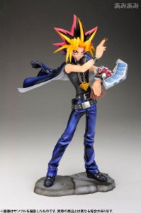 ARTFX J Yu-Gi-Oh! Duel Monsters Yami Yugi 1/7 Complete Figure (Pre-order)