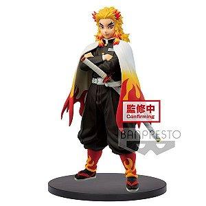 Demon Slayer: Kimetsu no Yaiba Figure -Kizuna no Sou- Juu no Kata (B: Kyojuro Rengoku) (Game-prize)(Pre-order)