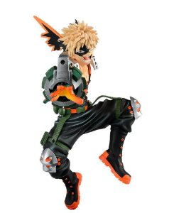 Figure My Hero Academia Colosseum Vol. 7 Katsuki Bakugou (Pronta entrega)