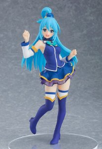 POP UP PARADE Movie KonoSuba: God's Blessing on this Wonderful World! Kurenai Densetsu Aqua Complete Figure(Pre-order)