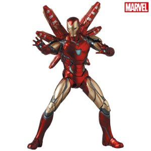 MAFEX No.136 MAFEX IRON MAN MARK85 (Endgame Ver.)(Pre-order)
