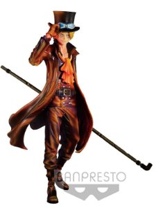Action Figure One Piece - Sabo Color Special
