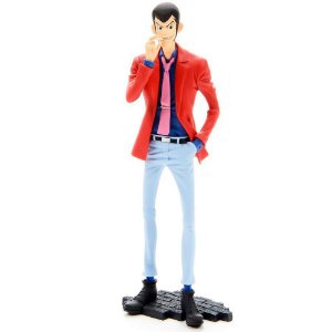 Lupin Master Stars Piece Vol 3 Color B Lupin the Third Banpresto