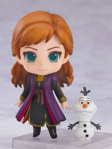 Nendoroid Frozen 2 Anna Travel Costume Ver.(Pre-order)