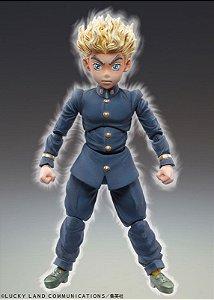 Super Action Statue JoJo's Bizarre Adventure Part.4 Koichi Hirose & Ec (Act1)(Pre-order)