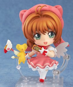 Nendoroid Cardcaptor Sakura Sakura Kinomoto (Pre order)