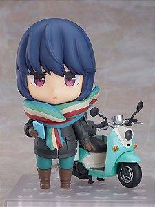 Nendoroid Yuru Camp Rin Shima Touring Ver.(Pre-order)