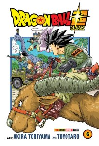 Dragon Ball Super - Volume 6