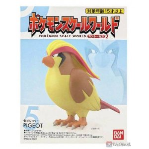 Pokémon Scale World 5 Pigeot