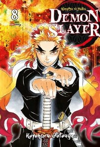 Demon Slayer - Kimetsu No Yaiba - Volume 8