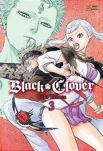 Black Clover volume 3