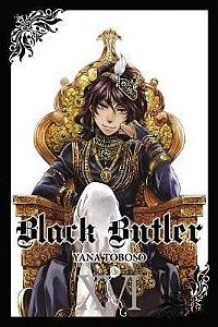 Black Butler - Volume 16