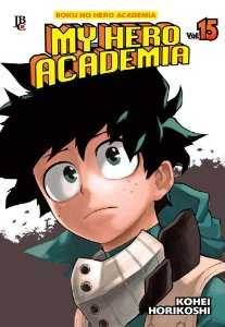 My Hero Academia - Vol. 15 (Português)