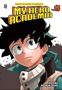 Boku no Hero - My Hero Academia - Volume 15 (Pronta Entrega)