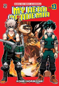 My Hero Academia - Vol. 13 (Português)