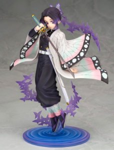 Demon Slayer: Kimetsu no Yaiba Shinobu Kocho 1/8 Complete Figure(Pre-order)
