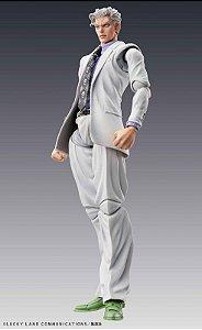 Super Action Statue JoJo's Bizarre Adventure Part.4 Yoshikage Kira(Pre-order)