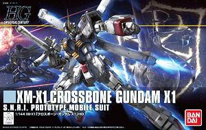 XM-X1 Crossbone Gundam X1 (Pronta Entrega) (HG)