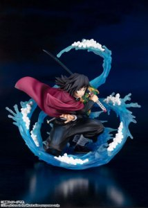 "Figuarts ZERO Giyu Tomioka -Water Breath- ""Demon Slayer: Kimetsu no Yaiba"" (Pre-order)"