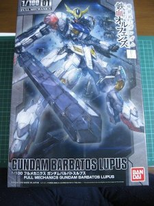 Gundam Barbatos Lupus 1/100