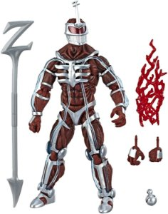 Figure Articulada - Power Ranger Lighting Collection - Mighty Morphin Lord Zedd (Pronta Entrega)