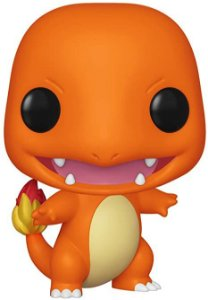 Funko POP Games! - Pokemon - Charmander (Pronta Entrega)