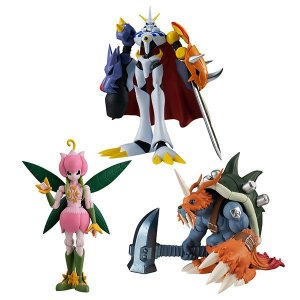 SHODO Digimon 3 6Pack BOX (CANDY TOY)(Pre-order)